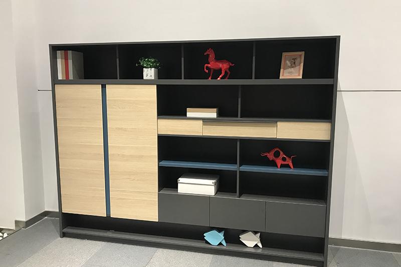 room divider cabinets bookshelf for sale GOJO-1