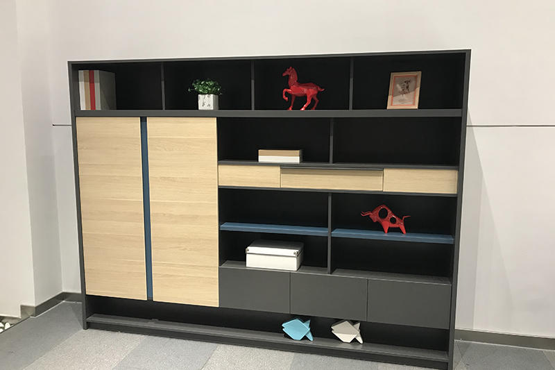 Bookshelf Room Divider FLEX OFFICE FILE CABINET