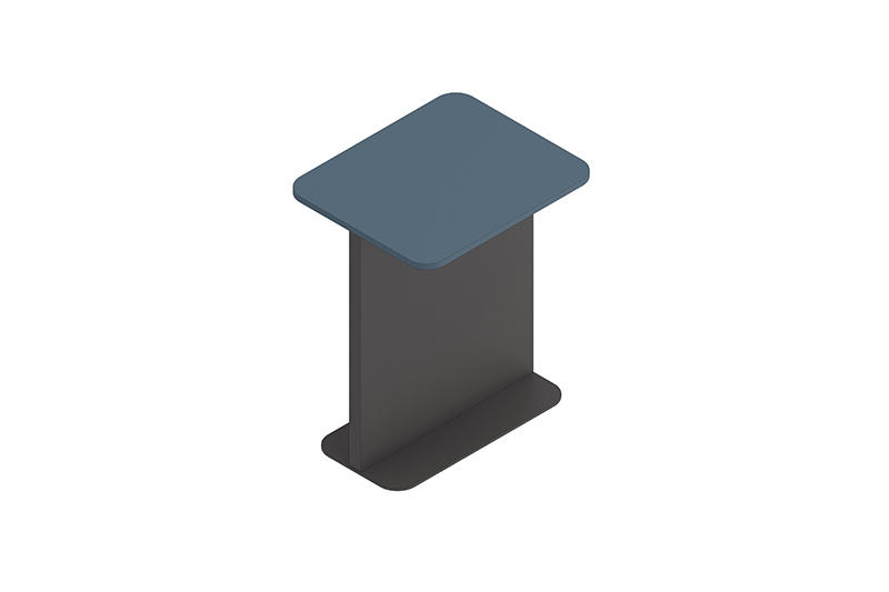 Office Reception Area Furniture FLEX RECEPTION LOUNGE TABLE