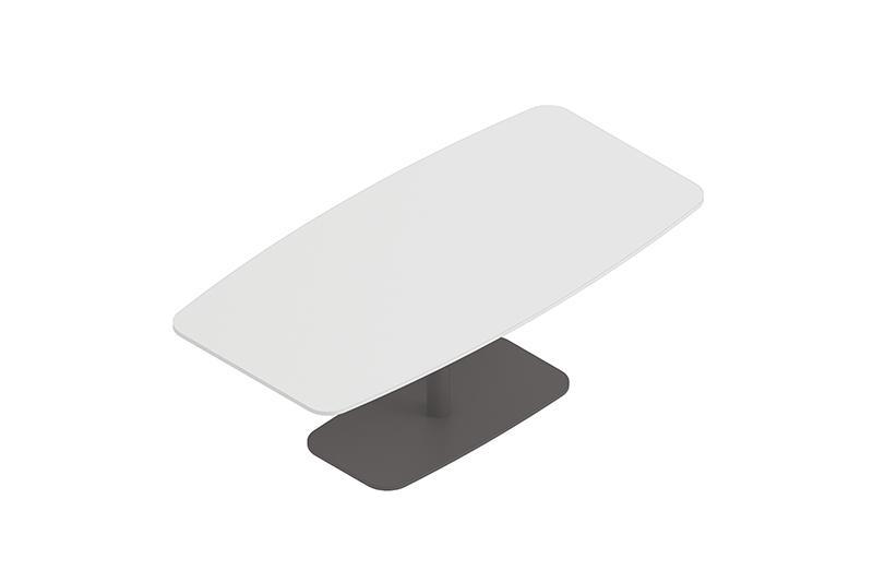 Custom Small Lounge Tables FLEX RECEPTION COFFEE TABLE