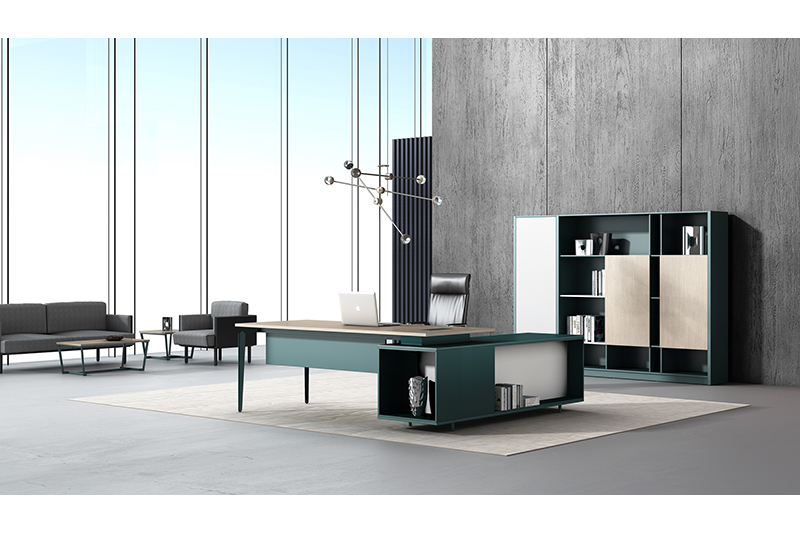 GOJO New contemporary executive desks office furniture factory for sale-1