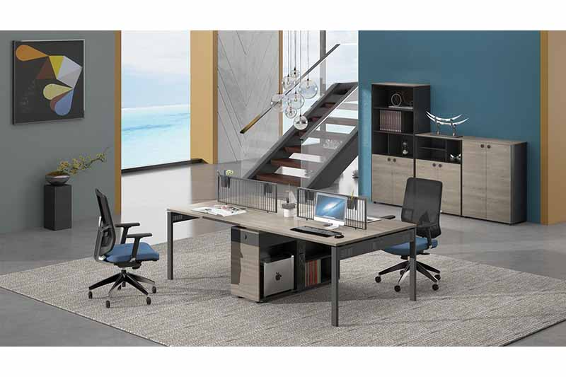 Gojo furniure brand office staff table factory for reception area-1