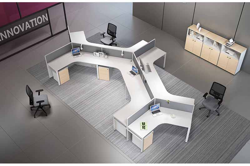 GOJO office space dividers factory for staff room-2