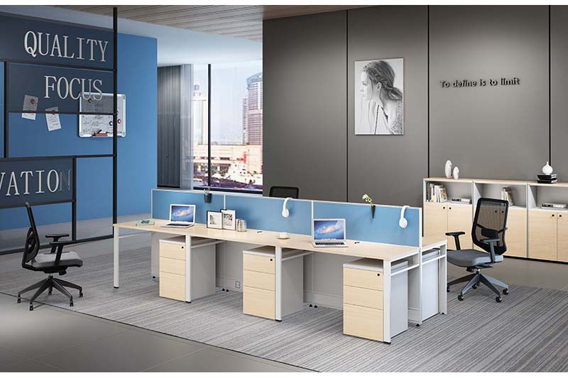 GOJO office space dividers factory for staff room-3