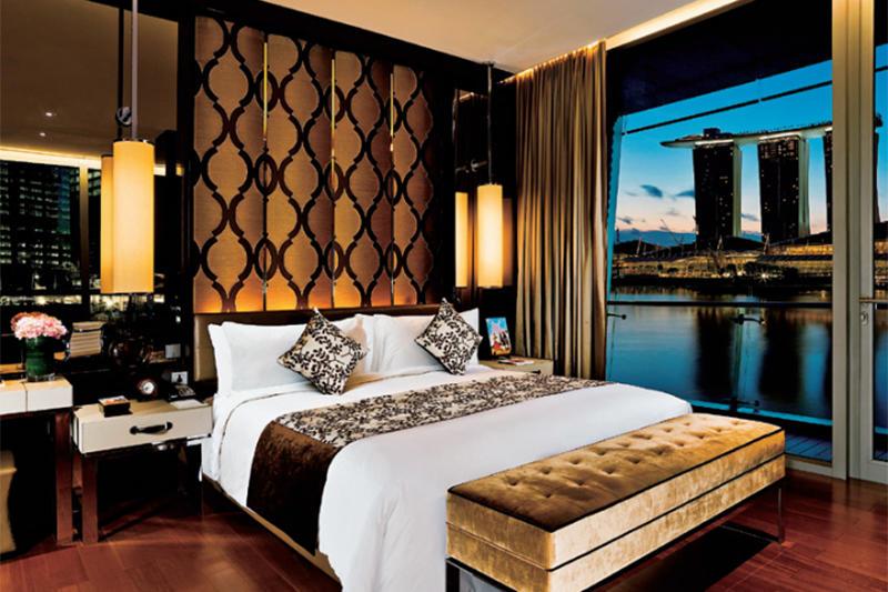 Hotel Bedroom Furniture Business Five-Star Hotel Furniture