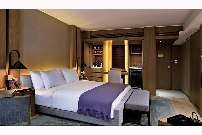 huasheng hotel desk furniture set for boutique-2