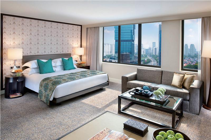 huasheng hotel desk furniture set for boutique-1