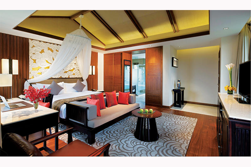 Holiday Five-Star Custom Modern Hotel Furniture