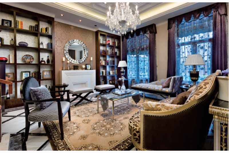 business hotel style furniture for boutique-2