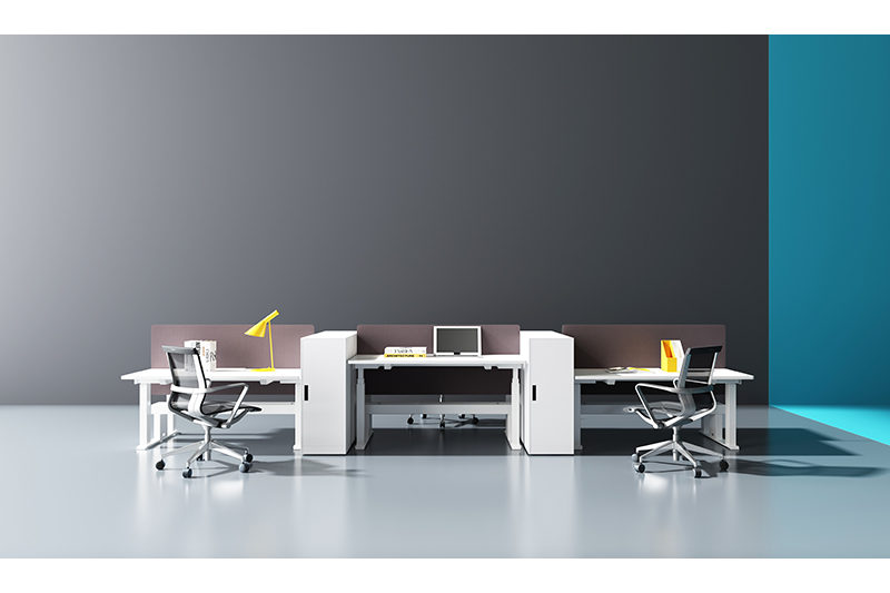 GOJO fast delivery modern office table Supply for staff room-1
