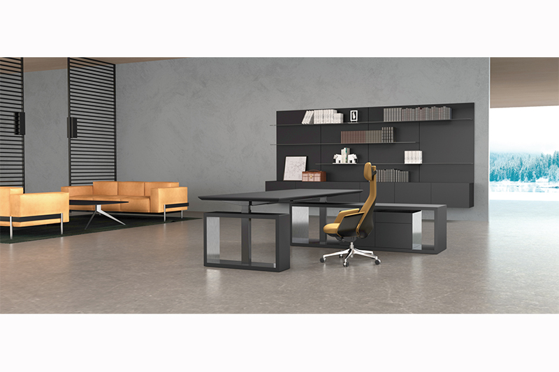 GOJO customized modern office desk manufacturers for staff room-2