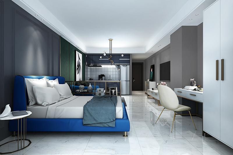 Custom hotel quality furniture Supply for motel-1