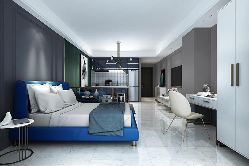 HUASHENG APARTMENT Hotel Bedroom Furniture Wholesale