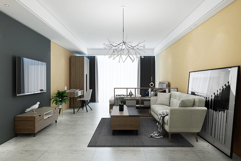 huasheng hotel room furniture for sale manufacturer for apartment-2
