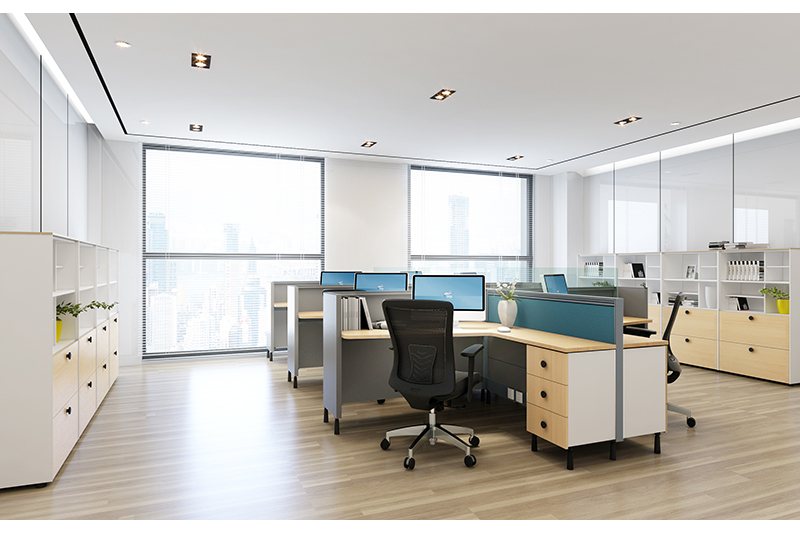 High-quality desk partition panels for office-1