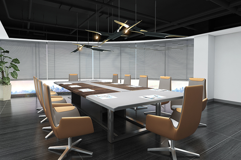 Large Conference Room Tables SYMBOL CONFERENCE TABLE-1