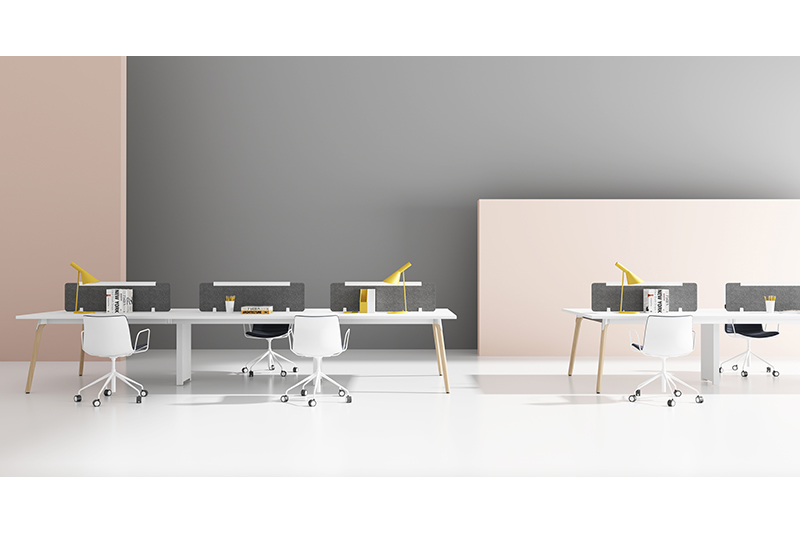 GOJO long narrow office desk factory for office-2