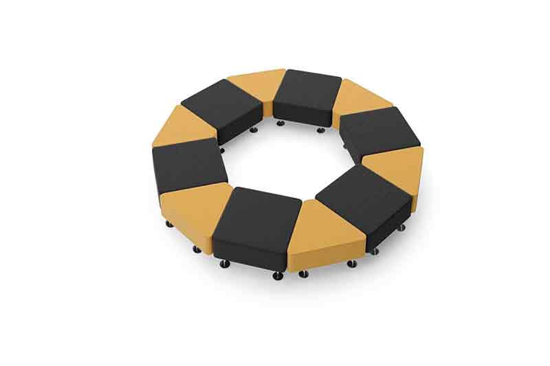 trend reception desk furniture supplier for lounge area-2