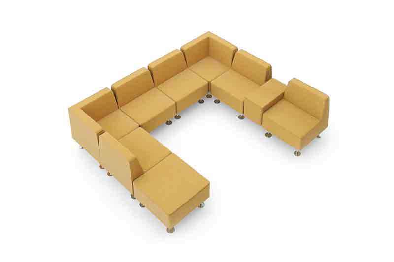 GOJO reception sofa factory for guest room-2