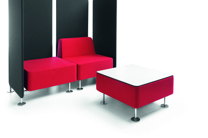 PUBLIC SPACE OFFICE FURNITURE SOFA SET