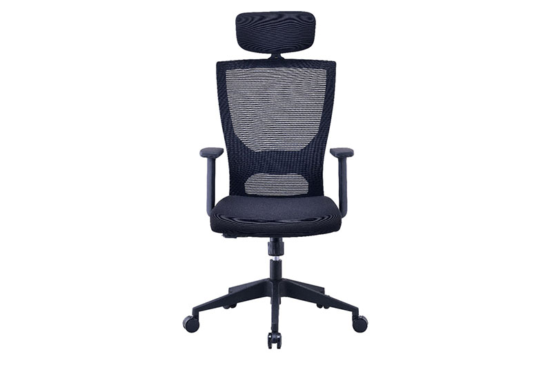 HIGH QUALITY MODERN BLACK EXECUTIVE OFFICE CHAIR-China furniture factory,commercial furniture,modern