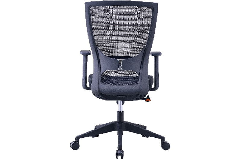 HIGH QUALITY MODERN BLACK EXECUTIVE OFFICE CHAIR-GOJO-img