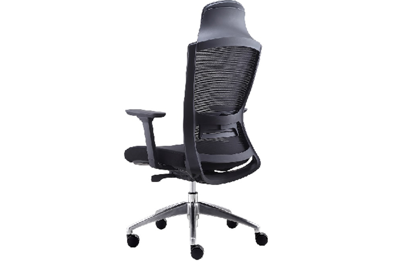 GOJO best executive office chair with aluminium alloy feet for ceo office-2