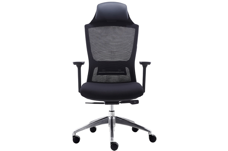 HIGH GRADE BLACK MESH OFFICE CHAIR FOR EXECUTIVES AND SENIOR MANAGERS