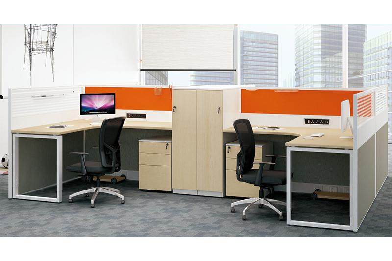 luno clerk desks with side lock drawer for clerk area-1