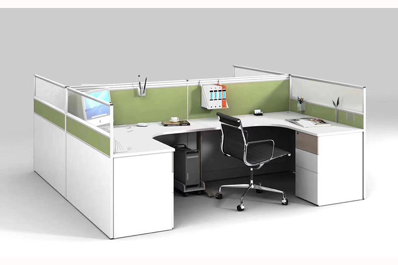 CHINESE FACTORY DIRECT-SALE OFFICE DESK FOR WORKSTATIONS MODULAR STAFF DESK