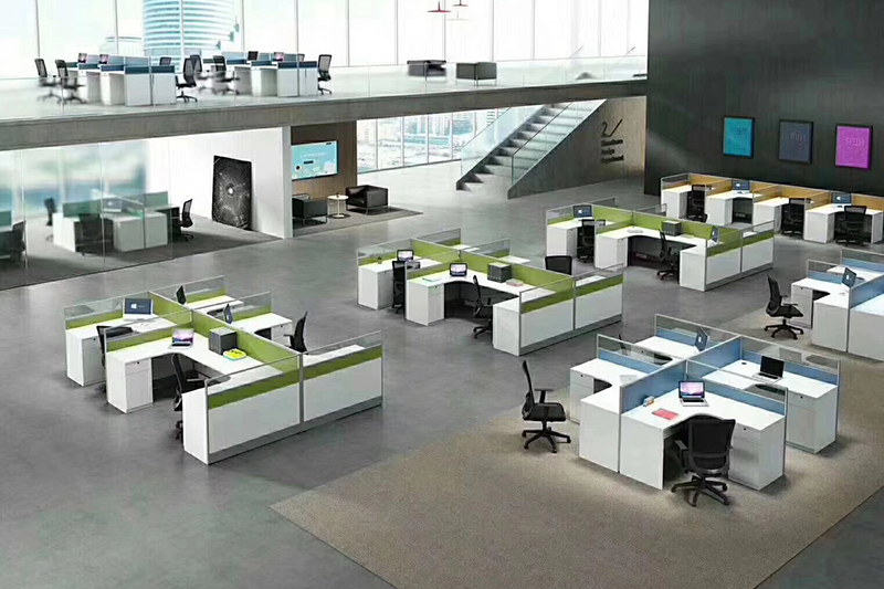 GOJO long narrow office table Suppliers for clerk area-2