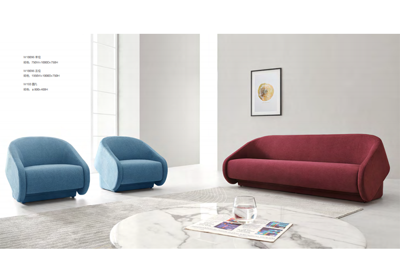 GOJO rico office sofa chair for guest room