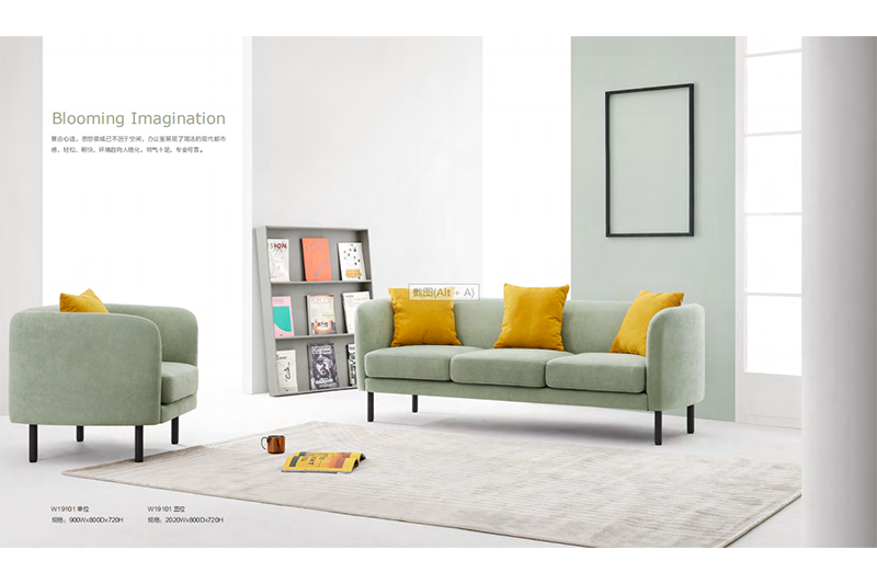 imsion waiting area sofa manufacturers for lounge area