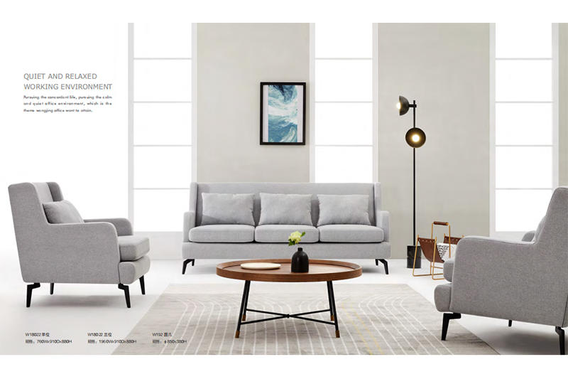 TOP QUALITY FURNITURE SOFA SET FOR GUEST ROOM
