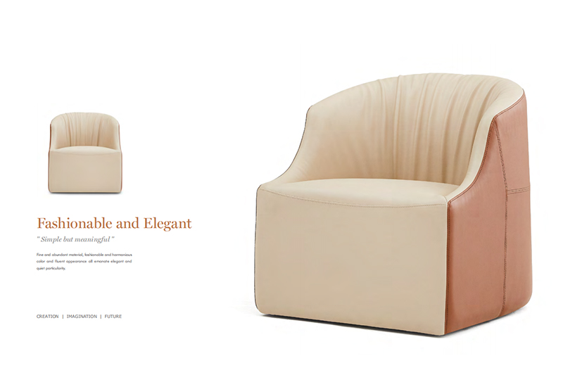 Custom waiting room couch Suppliers for guest room-1