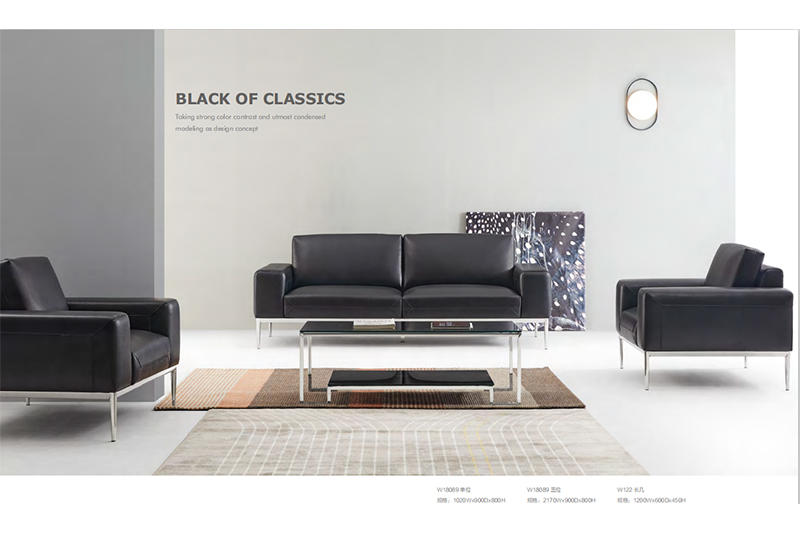 yuche commercial reception furniture manufacturers for reception area