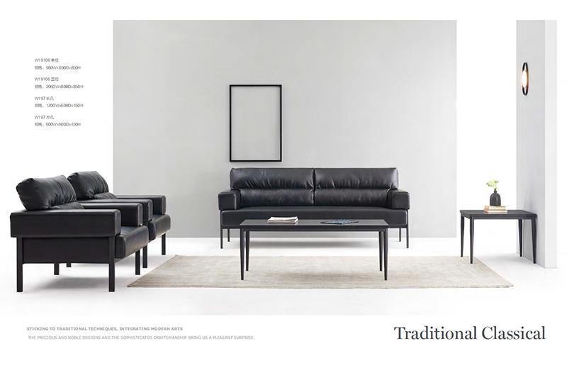 Gojo furniure gojo furniture couch coffee table factory for boardroom