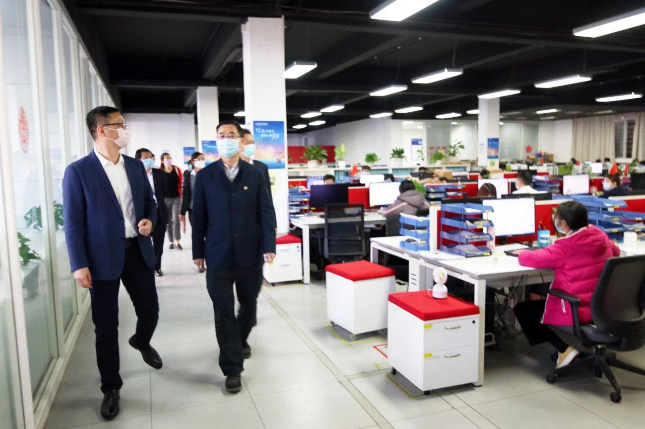 news-First Day of Full Return to Work Ushered in Officials' ResearchDirection from Multi-levels-GOJO-1