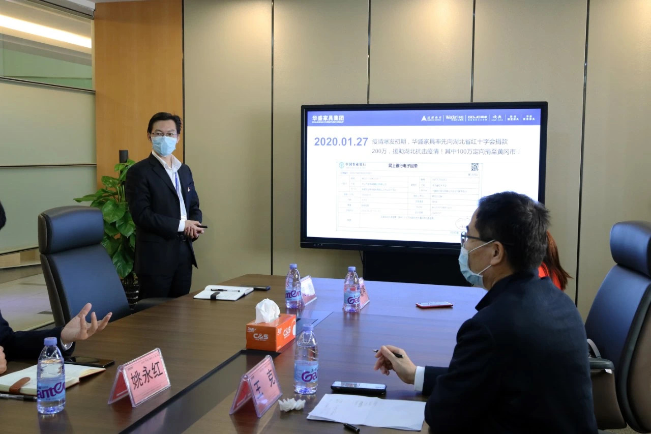 news-First Day of Full Return to Work Ushered in Officials' ResearchDirection from Multi-levels-GOJO-2