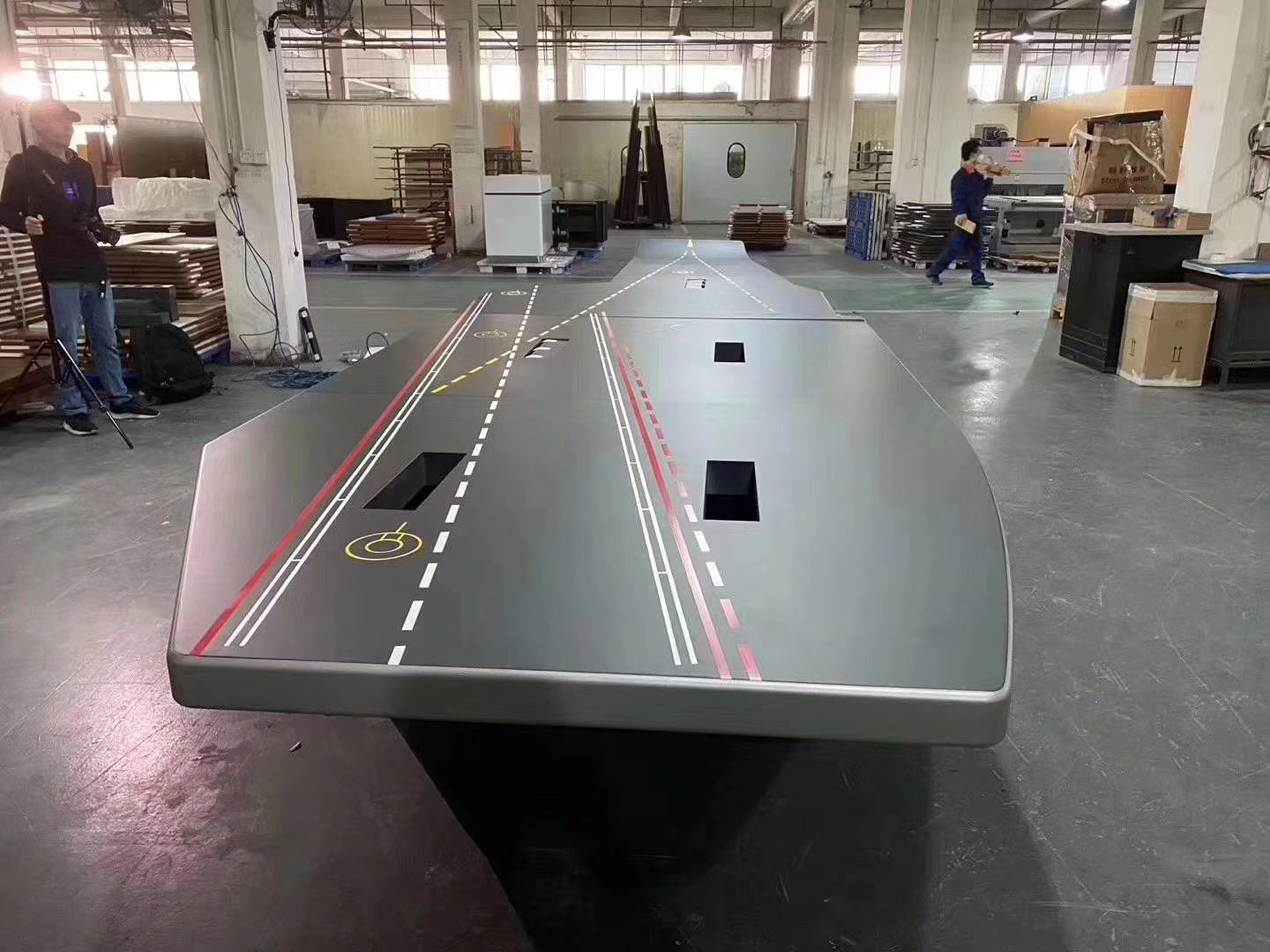 news-Today We Are Launching A New Aircraft Carrier-GOJO-img-1