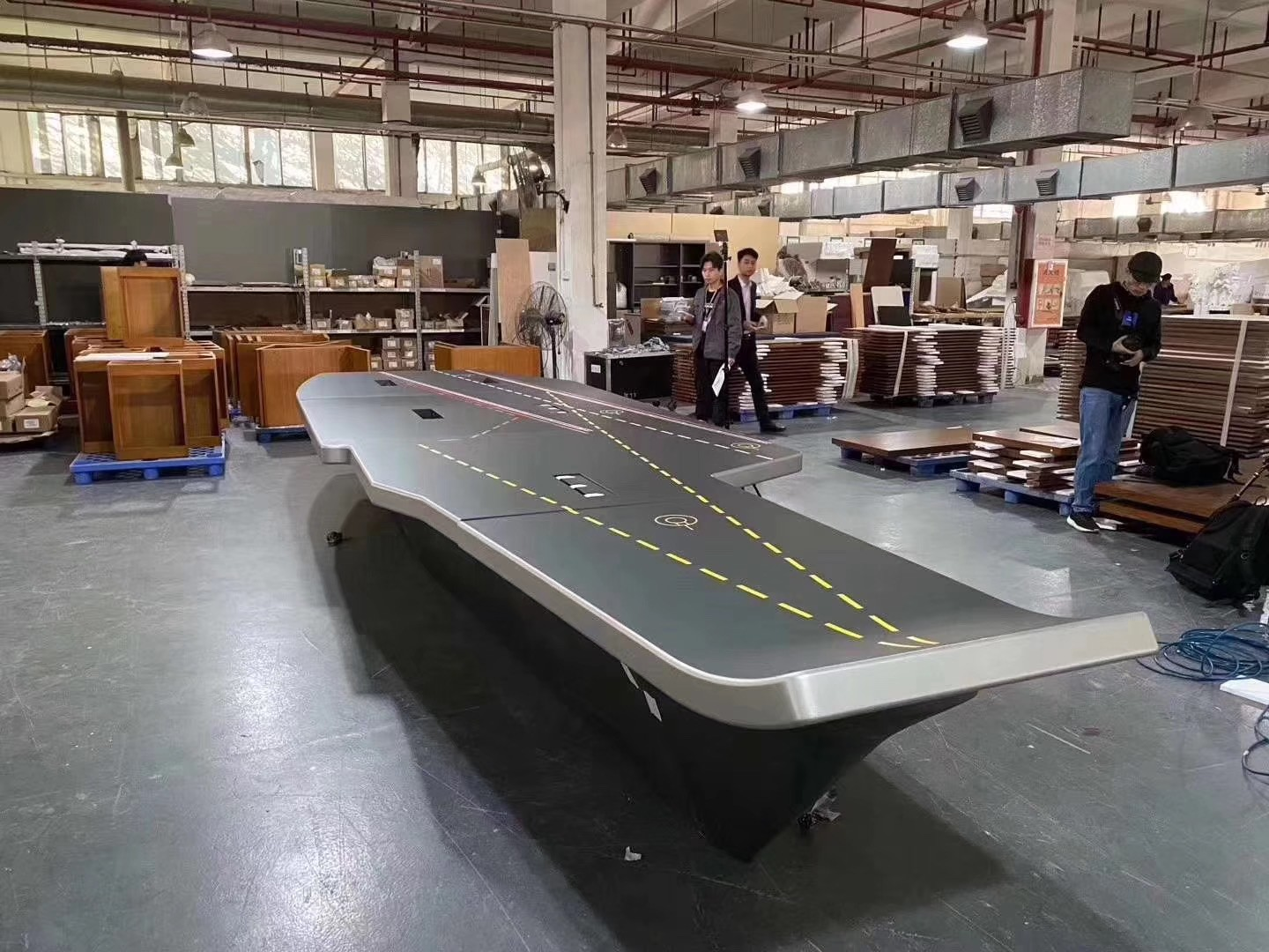 news-GOJO-Today We Are Launching A New Aircraft Carrier-img
