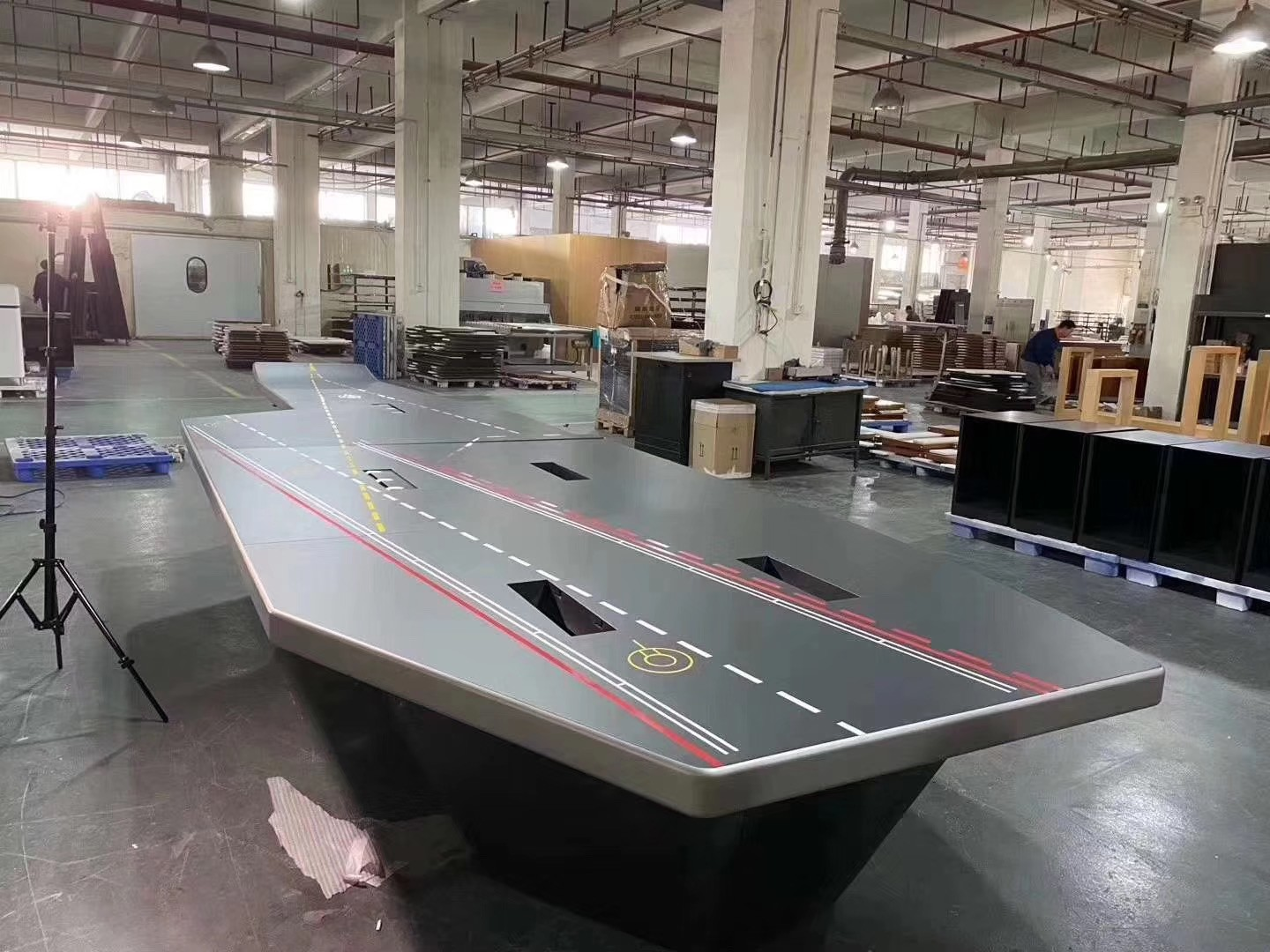 news-GOJO-Today We Are Launching A New Aircraft Carrier-img-1