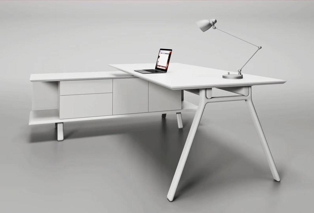 2020 Brand New Series GOJO Furniture Executive Desk