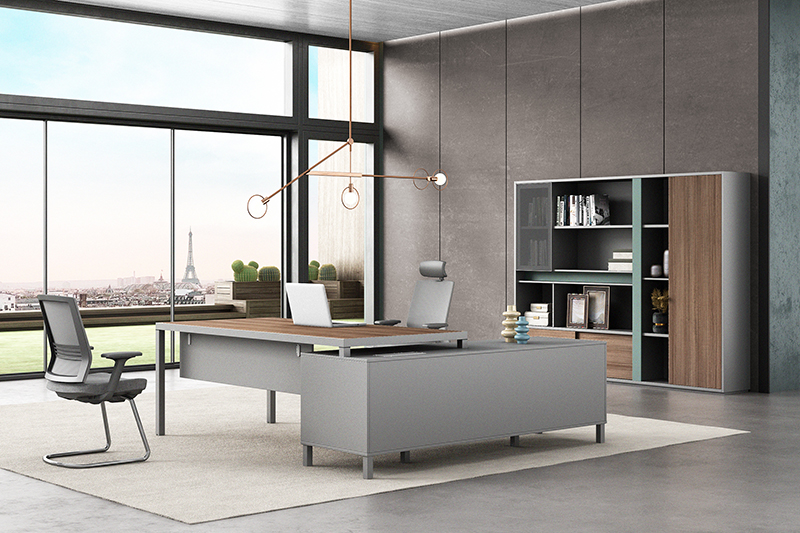 Custom long computer desk table Suppliers for ceo office-1