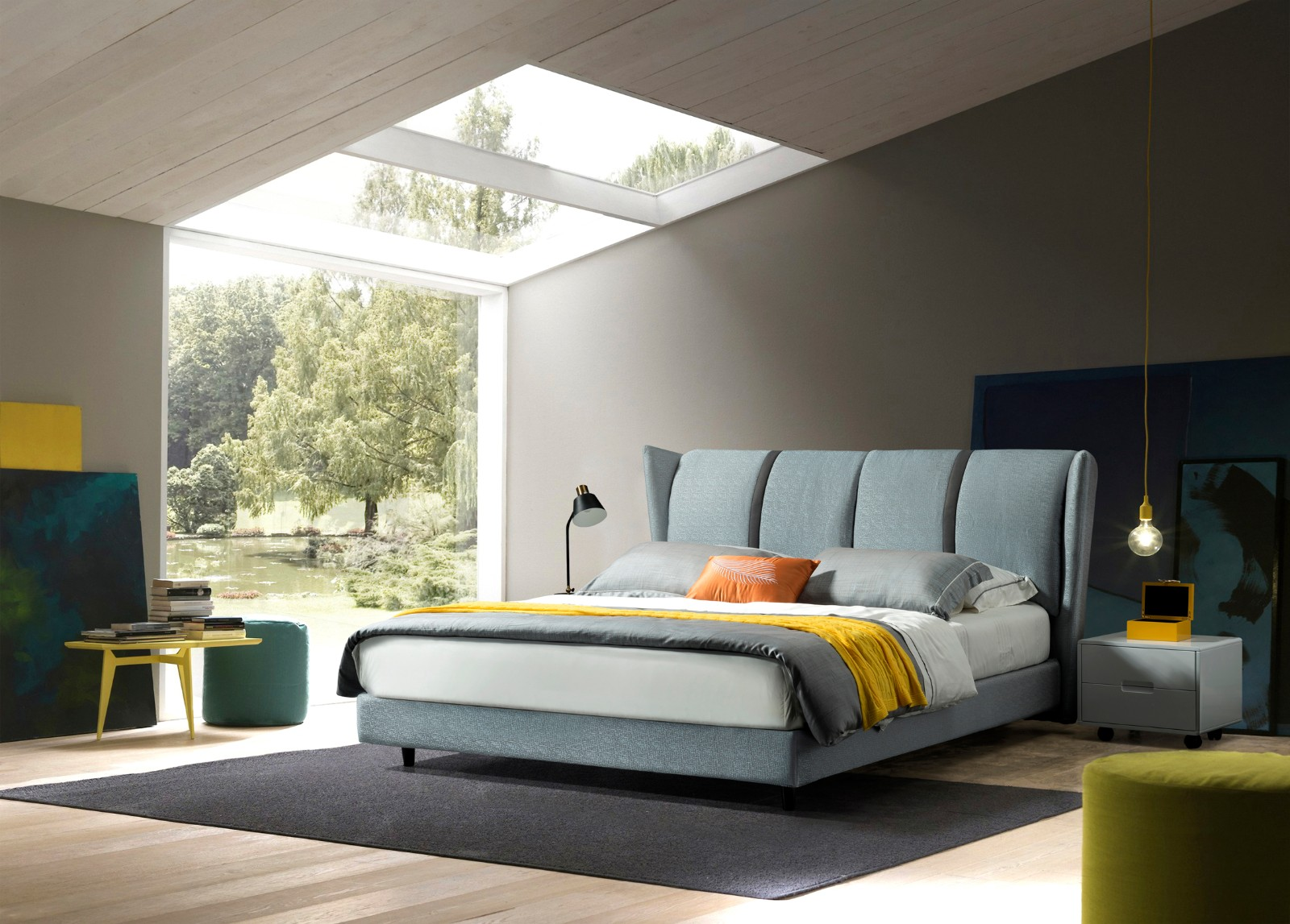 news-GOJO-Giving Your Bedroom Some light and Embellishment Benefits You Both Physically and Mentall-2