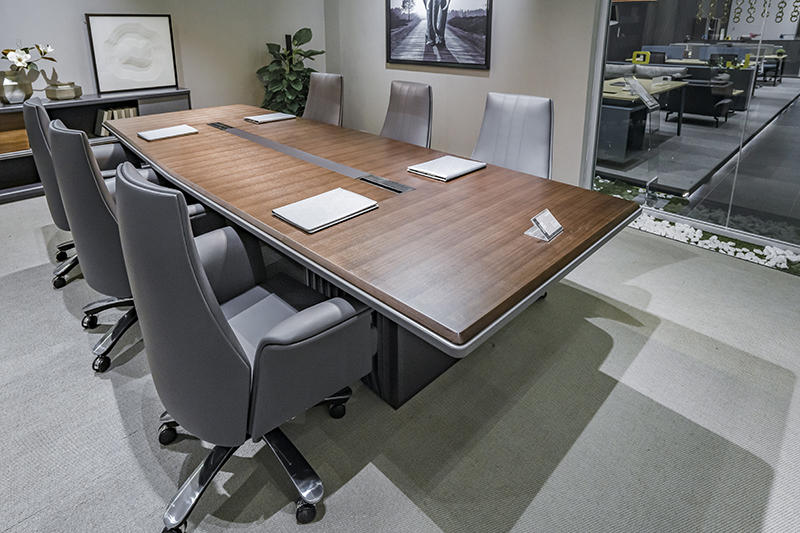 CEO Office Table Board Room Meeting Table 8 to 15 People Conference Room Furniture YUP series