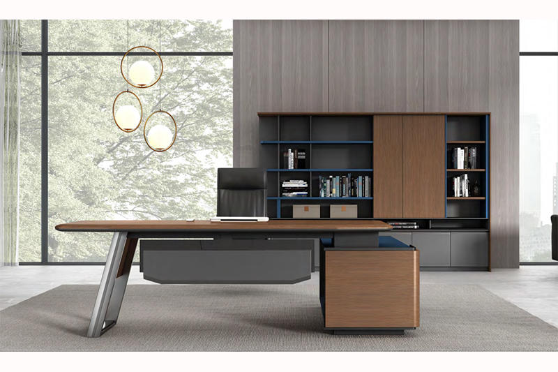 Wholesale Modern CEO Office Furniture Executive Table