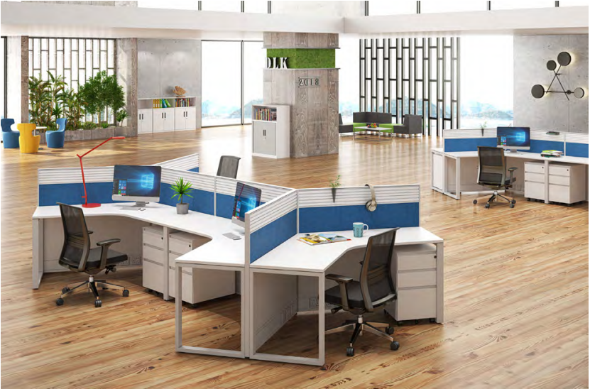 news-Want High-Efficiency at Work Orderly Arranged Modular Workstation Furniture Plays Big Role-GOJO-1