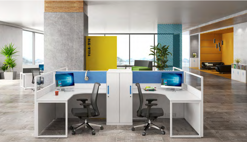 news-GOJO-Want High-Efficiency at Work Orderly Arranged Modular Workstation Furniture Plays Big Role-1
