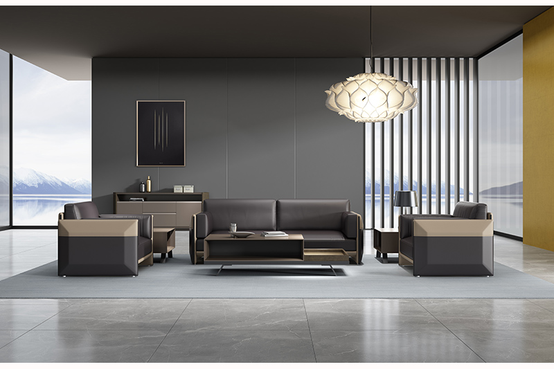 GOJO waiting room furniture sets factory for lounge area-1